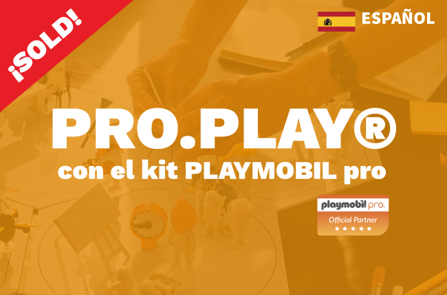 International Certification in Pro.Play® – Level  1 – Chile