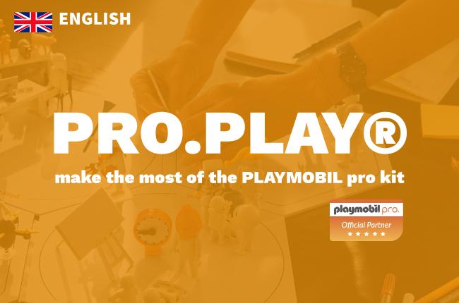 Certificación Internacional ProPlay® NIVEL 1 Inglés