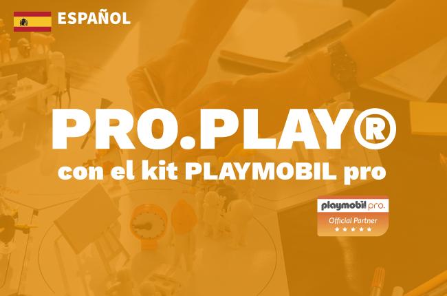 Certificación Internacional ProPlay® NIVEL 1, 2 y 3 Español